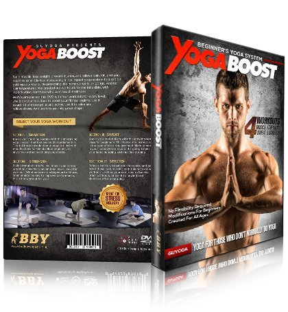 Yoga Boost - Beginner\'s Yoga For Men And Women Who Don\'t Normally Do ...