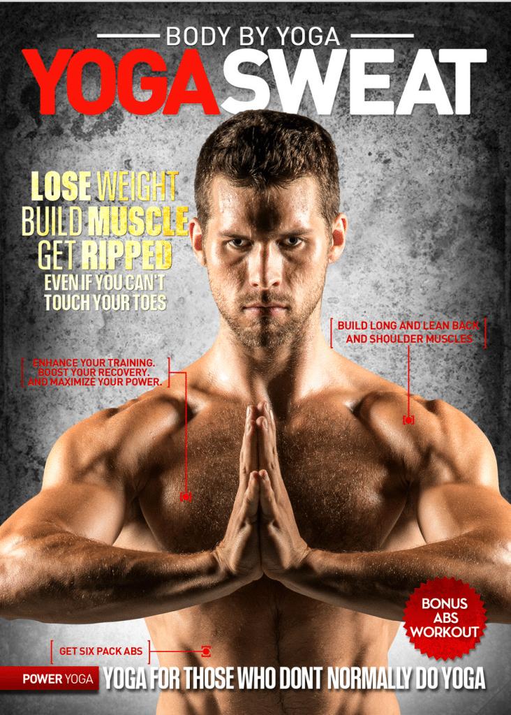 yoga fitness workout video men